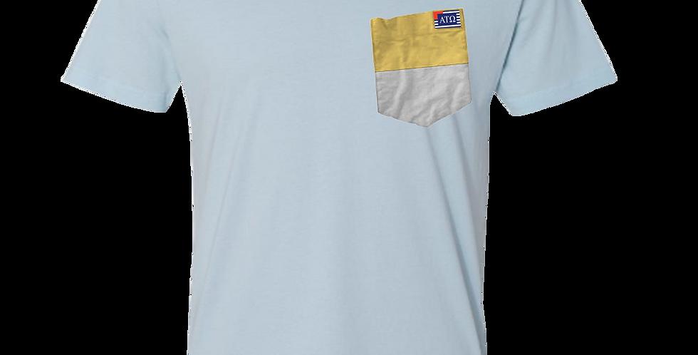Light Blue Short Sleeve T-Shirt