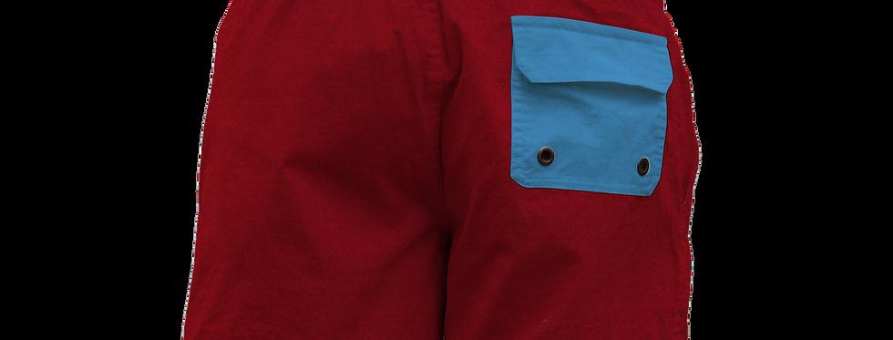 Light blue pocket