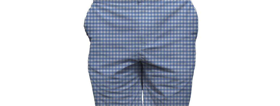 Blue Oxford Accents