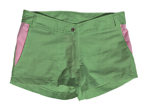 The Boat Short Small Kelly Gingham