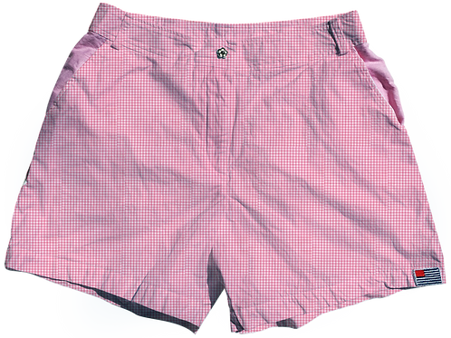 The Lake Short Small Candy Gingham