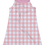 Thumbnail: A-Line Shift Dress - Petal Gingham