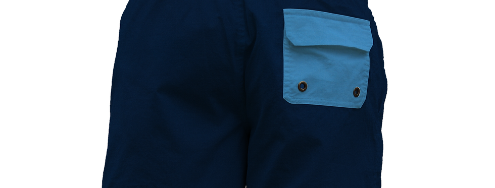 Light blue pocket