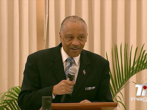 Vendredi de la Diaspora - Diskou Lionel Jean-Baptiste, Prezidan Fwon Ini an