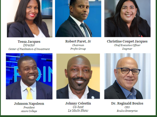 Impacts of Covid-19 on the Haitian Economy & Investment