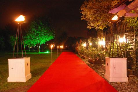 VIP event at a private venue