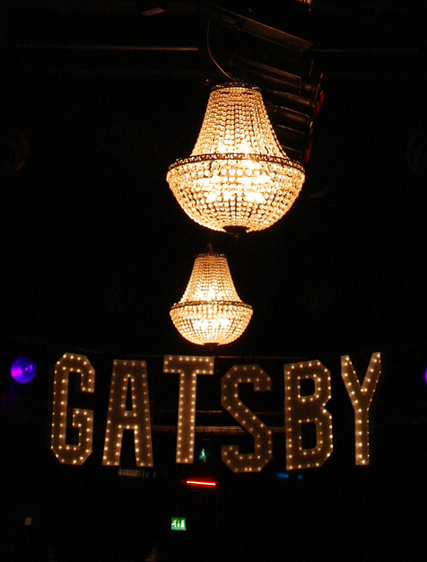 Gatsby themed Christmas event at The Junction, Cambridge