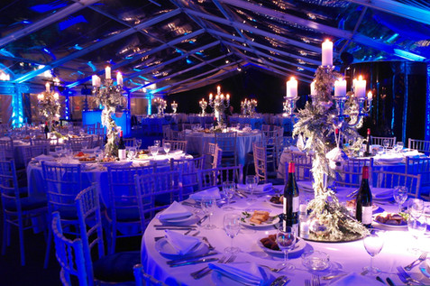 A Midsummer Night's Dream in a marquee in Shepperton