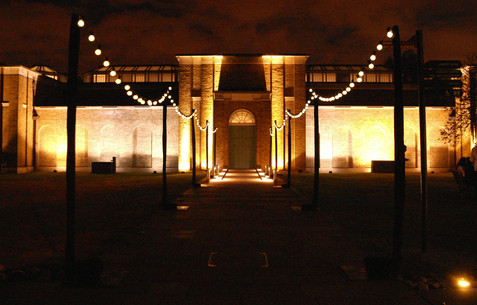 Elegant dinner at Dulwich Picture Gallery, London
