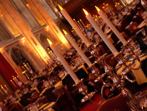 The Grocer Awards at Guildhall, London