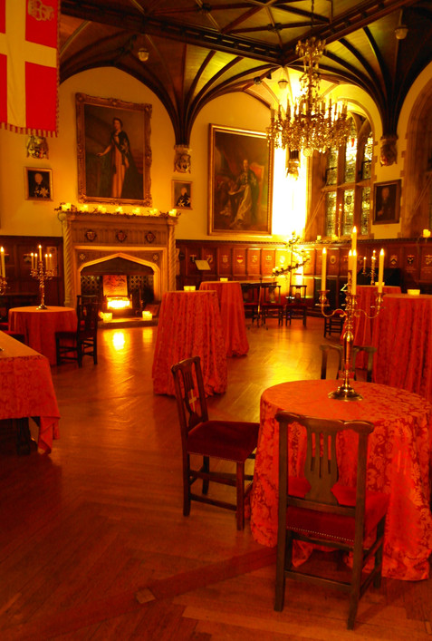 Evening launch event at the Museum of the Order of St John, London