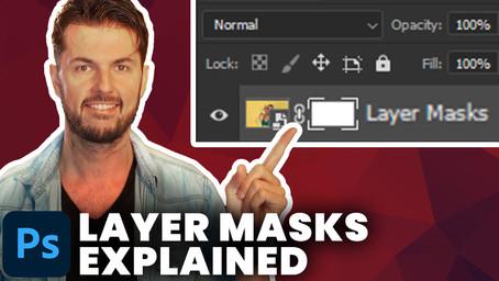 The BEST Way To Understand Photoshop's Layer Masks