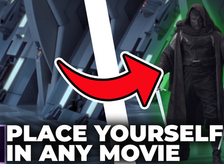 How To Place Yourself In ANY Movie (+FREE Green Screen Footage)