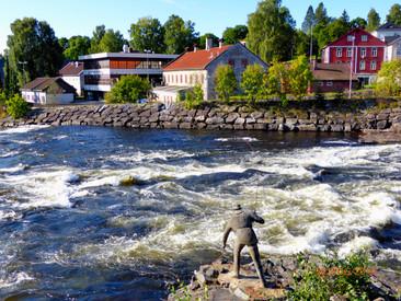 ESKAN AS takserer Kongsberg kommune