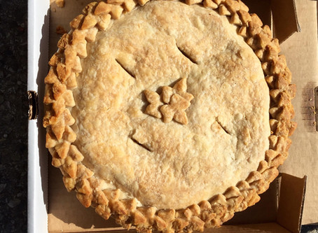 Pie Making Workshop & Auction