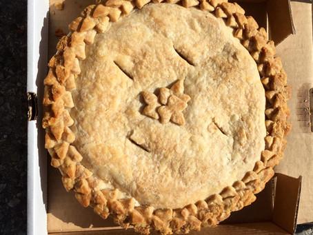 Pie Making Workshop & Auction