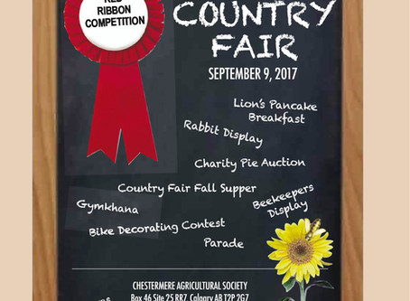 The Country Fair booklet is now available!