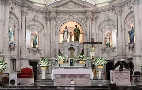 La Parroquia de la Sagrada Familia