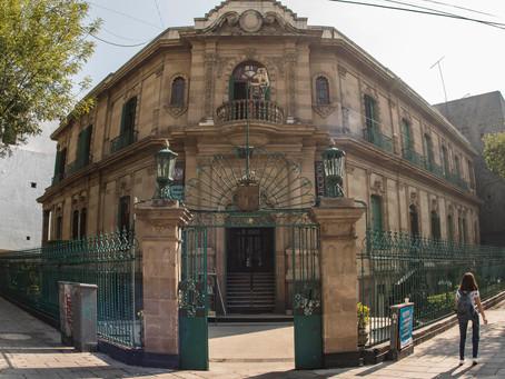 La Casa Universitario del Libro de la UNAM