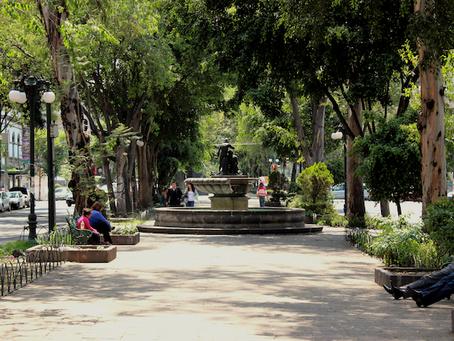 Colonia roma, la nueva Ciudad de México