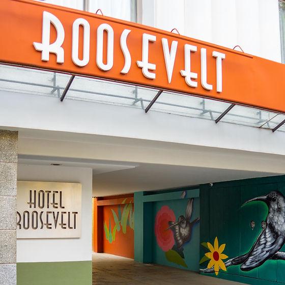 Hotel Roosevelt Roma Condesa