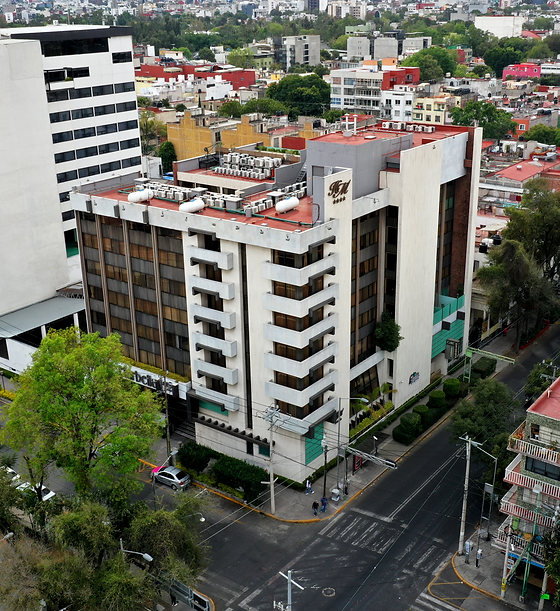Hotel Marbella Roma Condesa