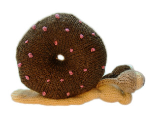 Doug the Donut Snail