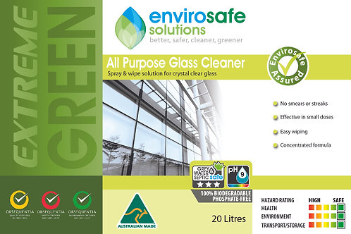 ESS_Glass Cleaner (All Purpose)