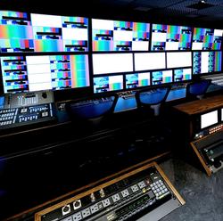 53' 4K-UHD Production Control Room