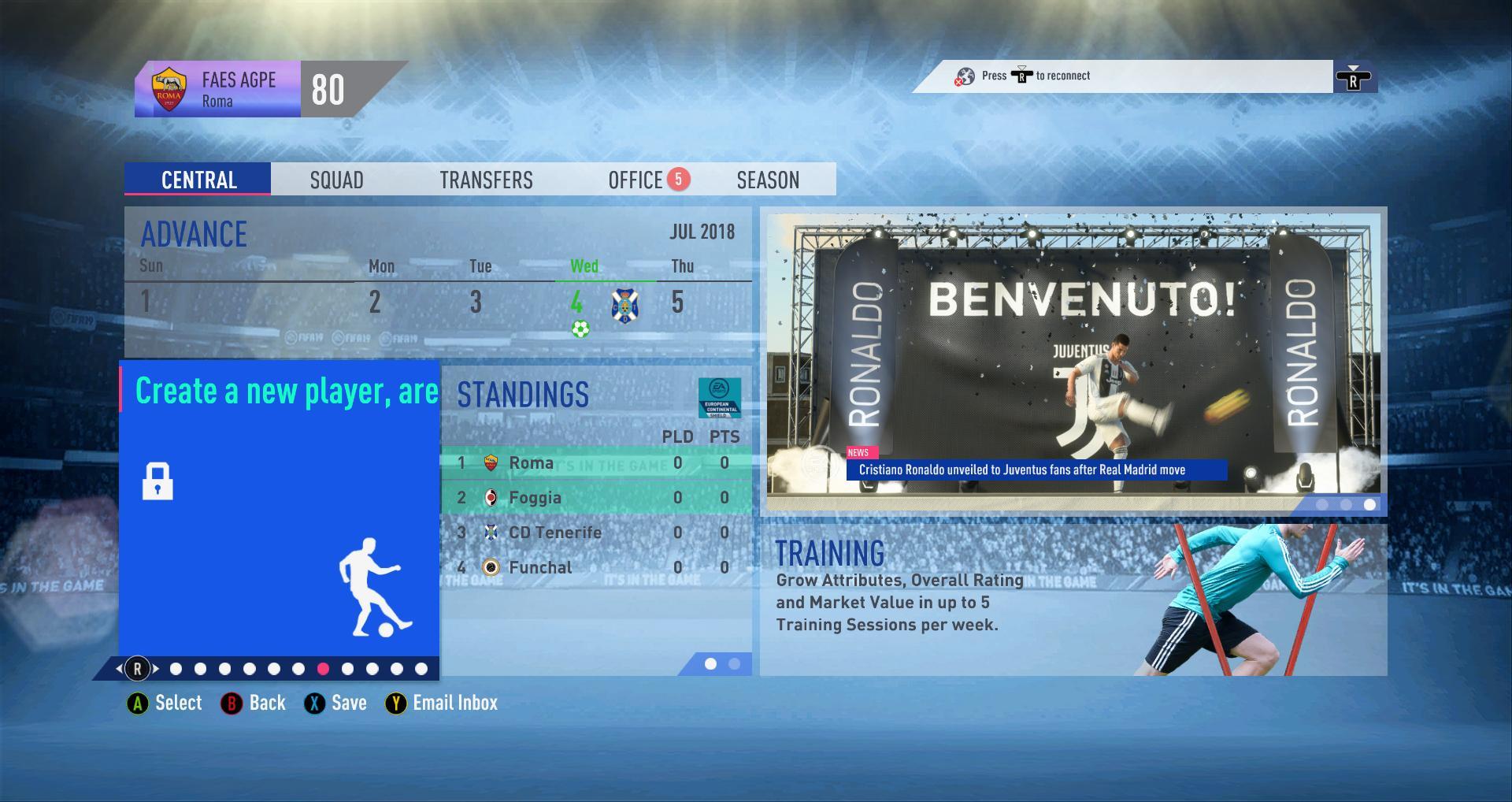 FIFA 19 EXCLUSIVE MODS