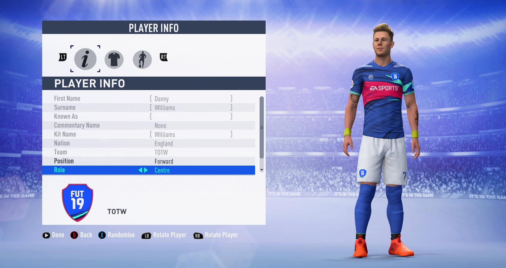 FIFA 19 COLD OPEN MOD