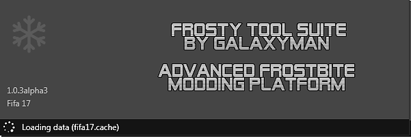 FIFA 17 FROSTY TOOL SUITE