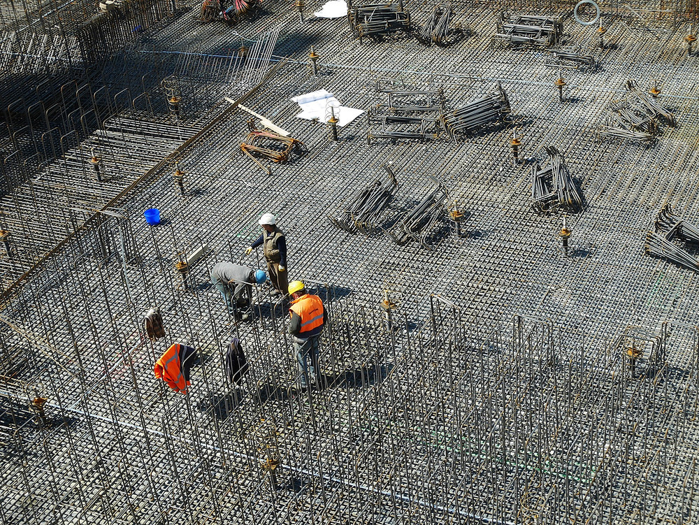 Construction Site Workers Malaysia