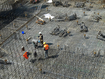 Rebar for stability