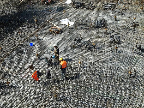 wypadek na budowie nowy jork