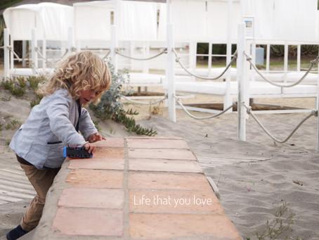 Führe ein Leben, dass du liebst...