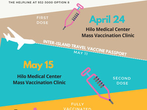 MASS VACCINATION CLINICS