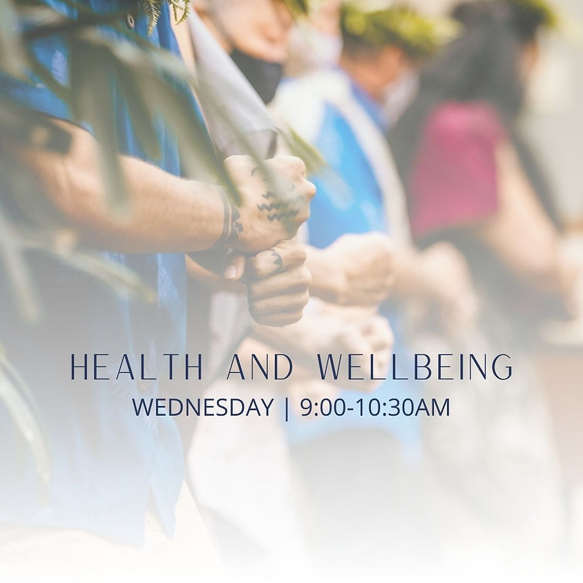 Health and Wellbeing Stream Meeting