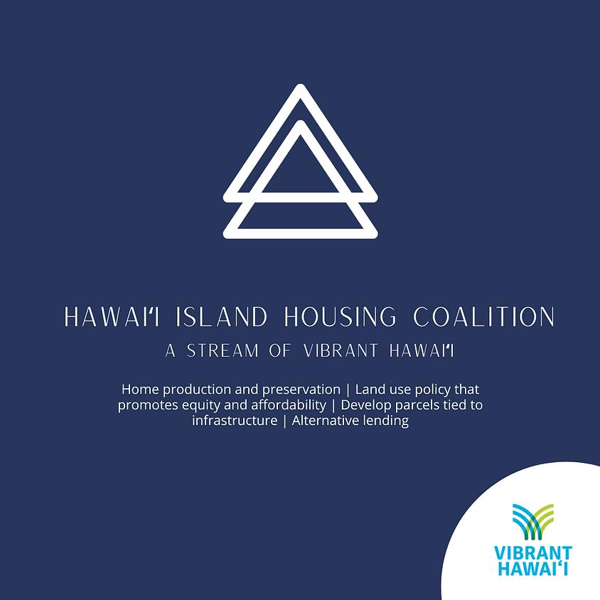 Hawaiʻi Island Housing Coalition