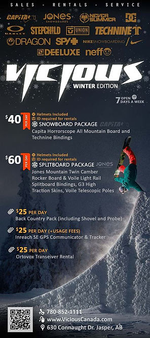 Snowboard Ski Rentals