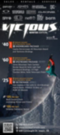 Snowboard Ski Fatbike Rental Jasper Marmot Basin