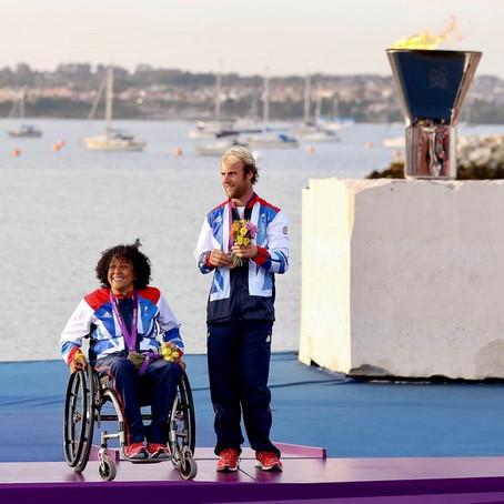 Paralympian, 5 x World Champion and 6 x World Number 1 yachtswoman, Alexandra Rickham, joins BRIT