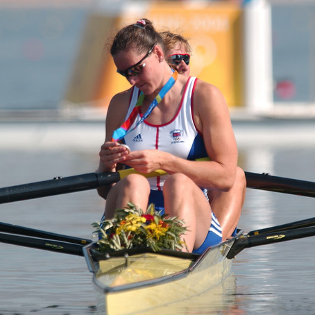 Olympic Medallist and World Champion, Dr Cath Bishop, supports BRIT & the BRIT 2021 Challenge