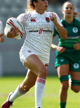 Olympian and England Women's Rugby Sevens Captain, Abbie Brown, joins Row Britannia