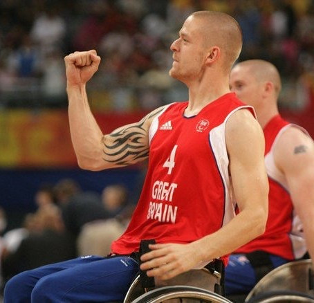 Paralympian and GB Wheelchair Basketball player, Joe Bestwick, joins the BRIT Ambassador family