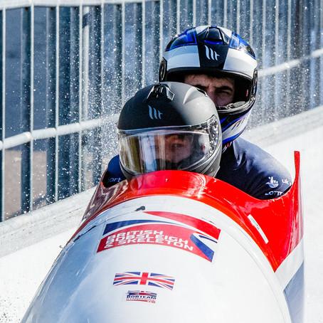 Great Britain Bobsleigh athlete, John Stanbridge, joins the BRIT Ambassador family
