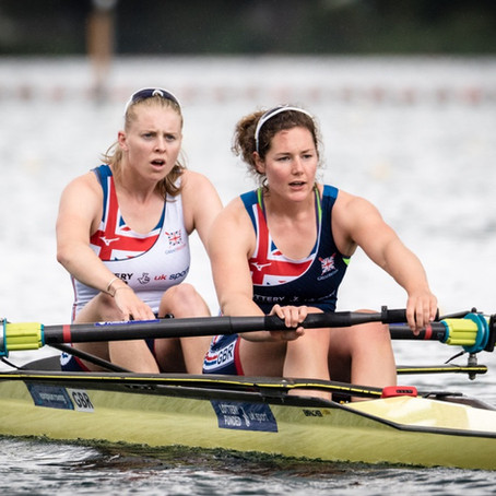 GB Rower, Melissa Wilson, joins Row Britannia