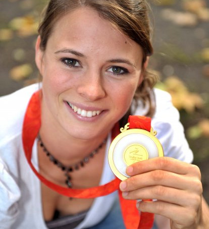 Paralympic and World & European Championship gold medallist, Liz Johnson, joins the BRIT Family