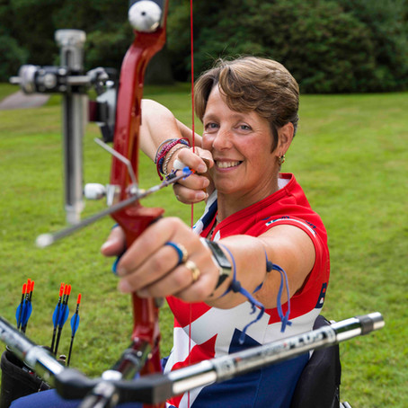 Paralympian, Pippa Britton, joins Row Britannia