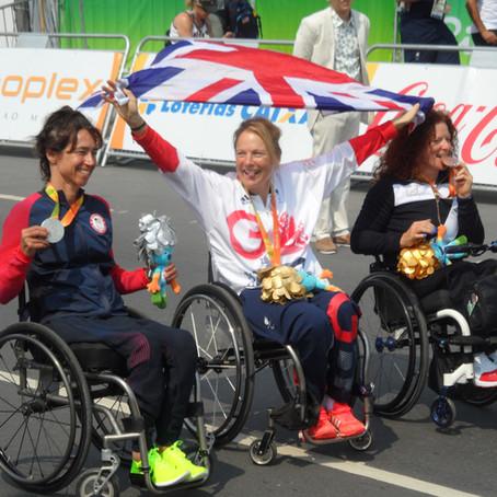Paralympic and World Championship Gold medallist and explorer, Dr Karen Darke MBE FRSGS, joins BRIT